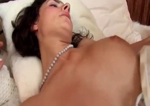 Sleepy sister gets nicely banged by her brother